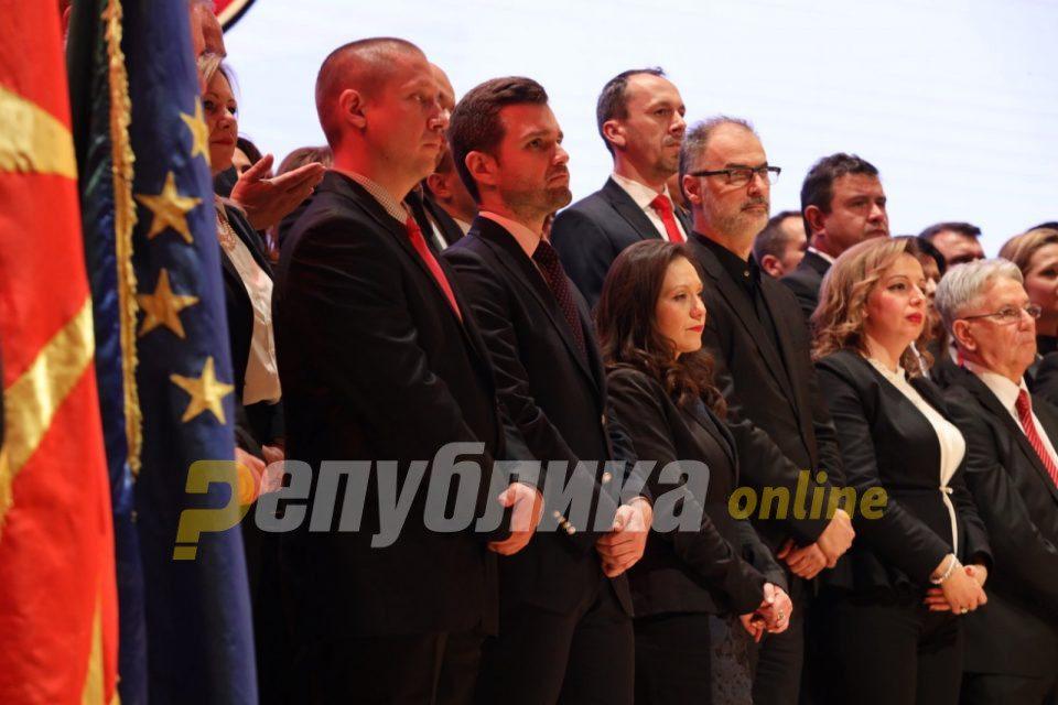 Zaev is again trying to bribe VMRO members of Parliament