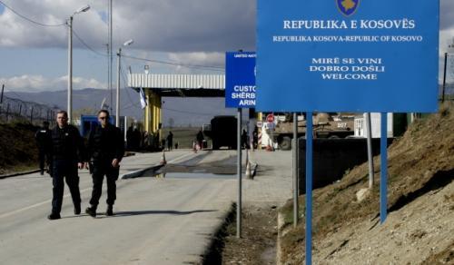 Kosovo opens borders with Macedonia, Albania and Serbia