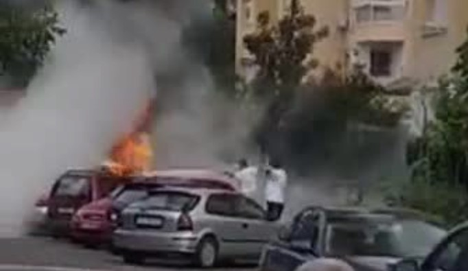 VMRO-DPMNE asks: Is Vice Zaev behind the burning vehicles in Lisice?