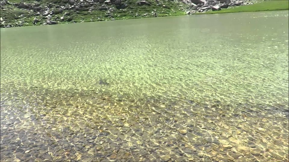 Young Kosovan drowns in one of the Shara mountain lakes