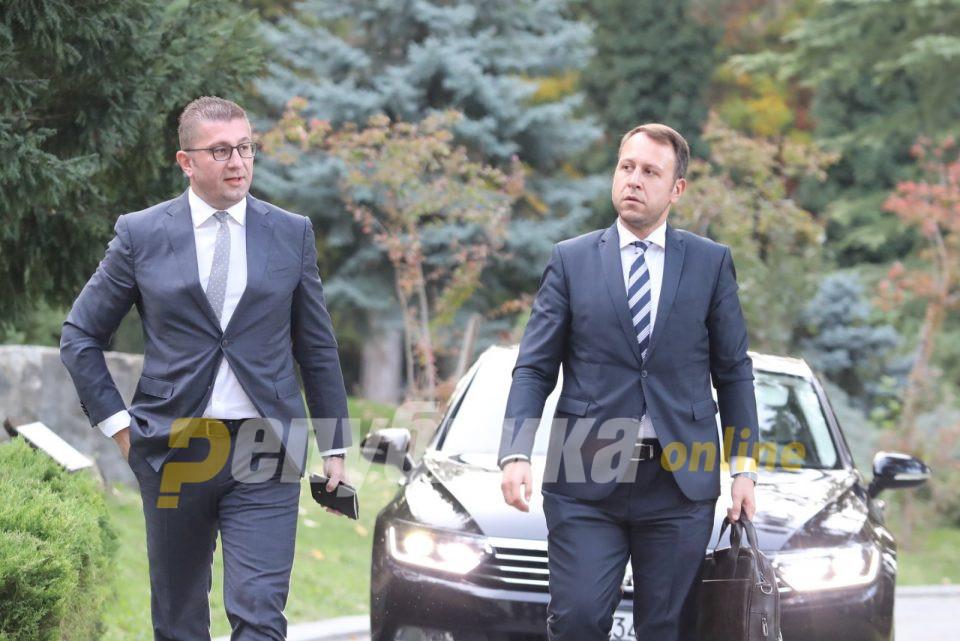 Arsovski: VMRO-DPMNE in communication with all parties - Republika English