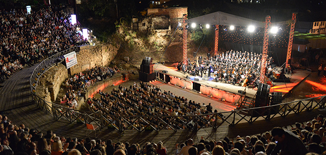 60th Ohrid Summer festival to welcome 300 international musicians