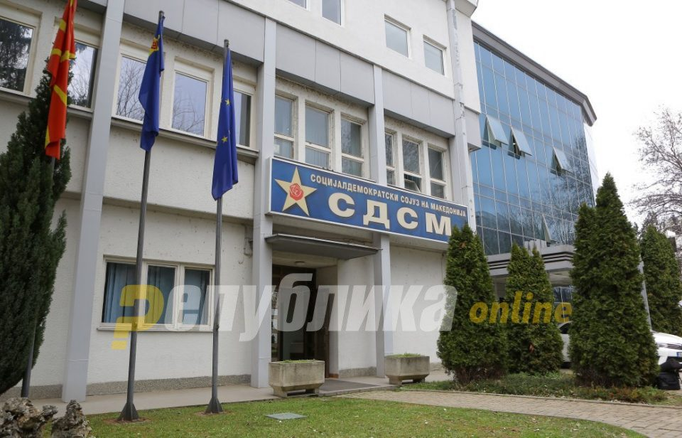 SDSM denies having agreed on a rotating prime minister with DUI