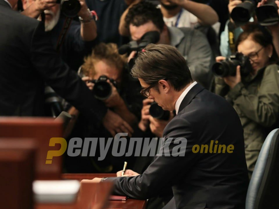 Who will obtain 61 MPs: As of today, Pendarovski has ten days to give the mandate to form a government