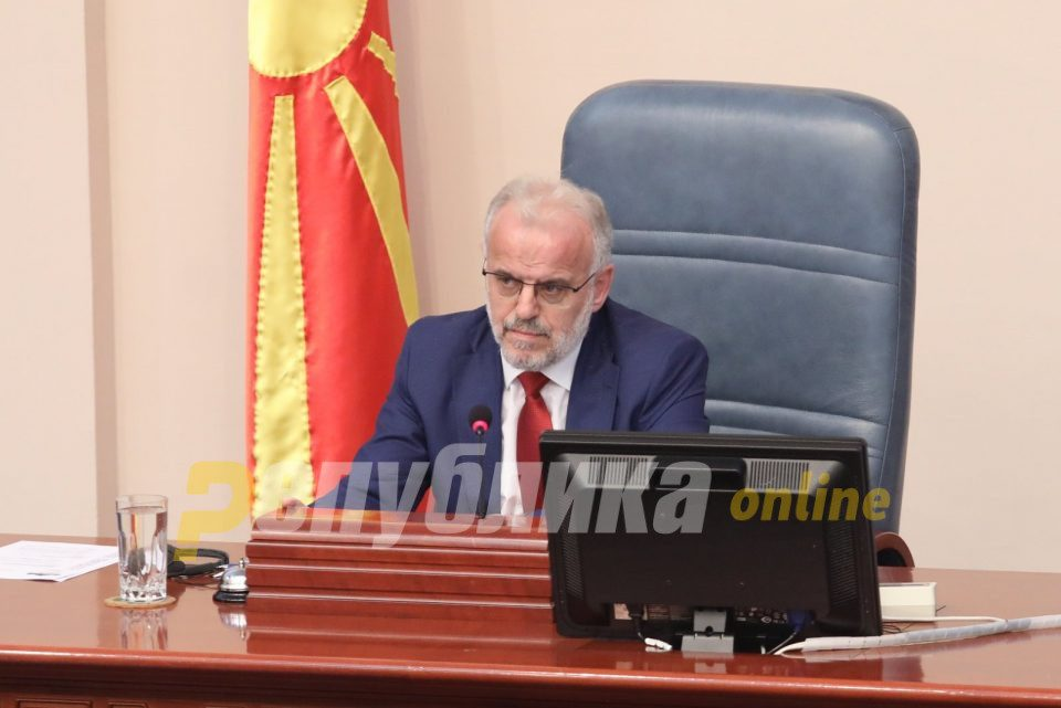 Xhaferi: It would be unconstitutional to entrust a mandate without having an elected Speaker of Parliament