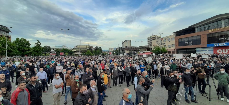 Protests against the increase of electricity prices to resume Friday