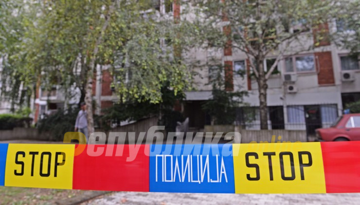 Mother and daughter attacked by armed robbers in their apartment in Tetovo