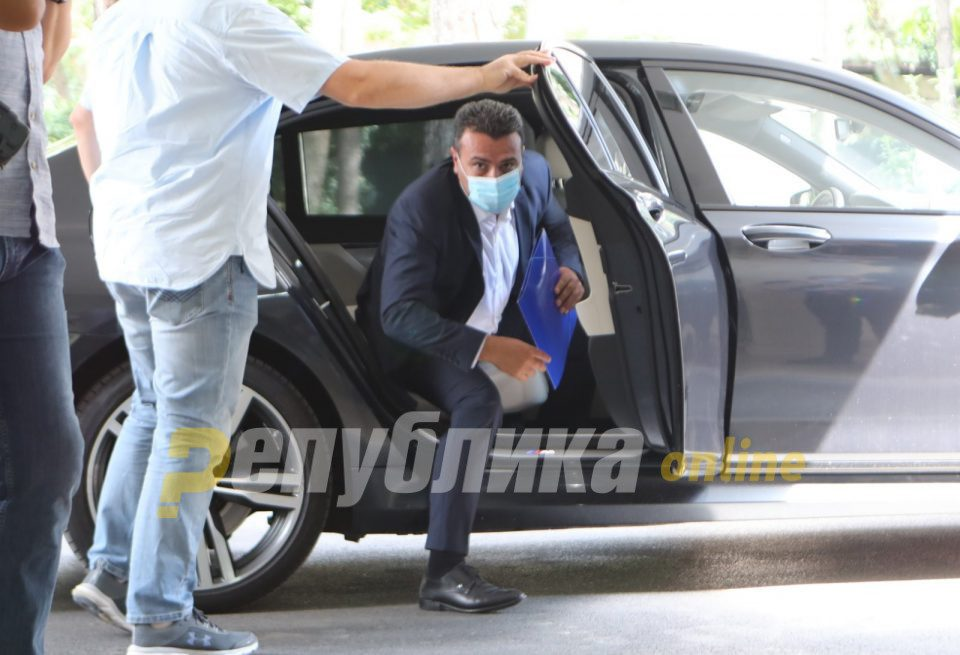 Zaev confirms he reached a coalition agreement with DUI, under which he will be Prime Minister