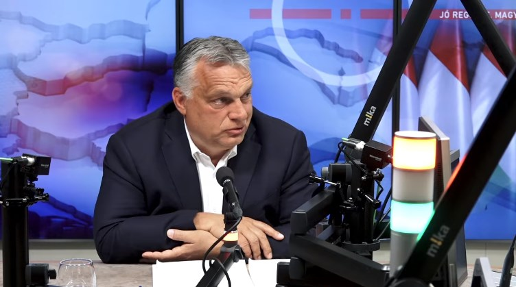 V4: Strict new border measures will stop the spread of the virus, Orban says