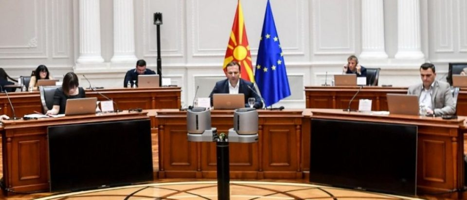 Spasovski insists that SDSM will unilaterally abolish key rule meant to prevent abuse of the public administration for political purposes