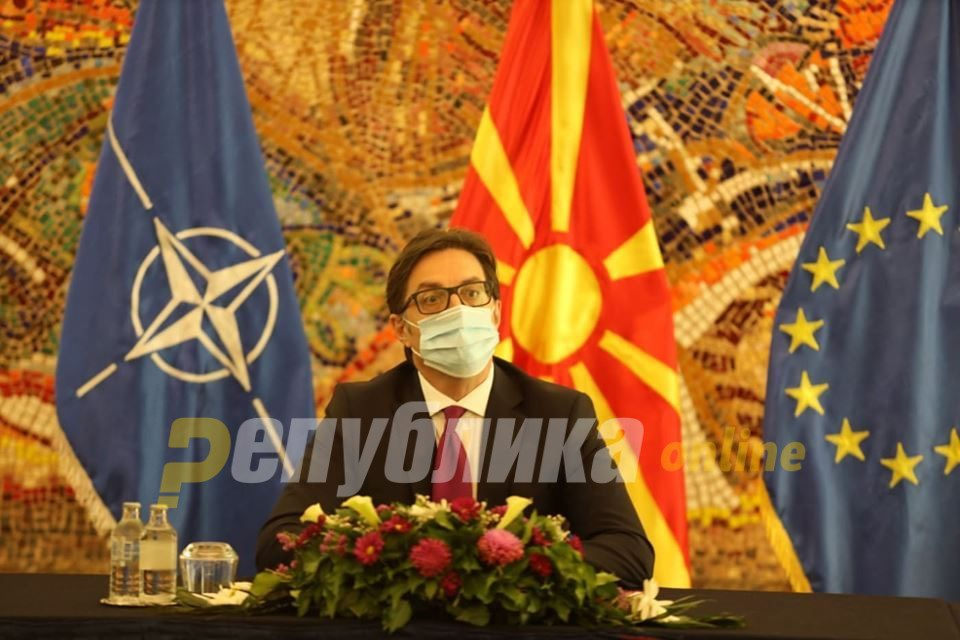 Pendarovski on Independence Day: Common imperative to live better in the future