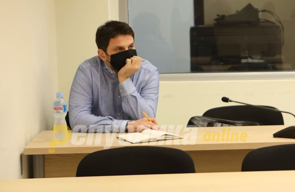 Milanov: If Janakieski had been a close associate of Gruevski, he would not have been wiretapped