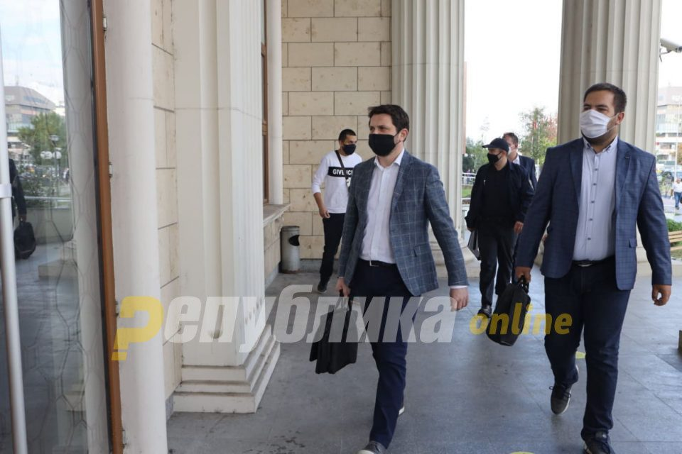 Prosecutors acknowledged they are going after Mile Janakieski mainly because he was close to Gruevski
