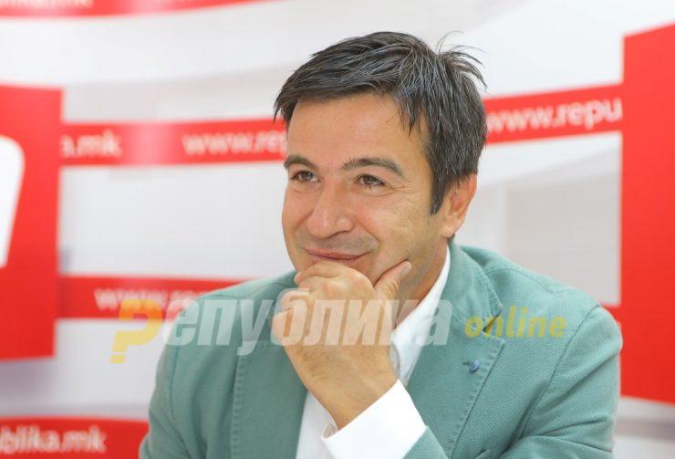 VMRO-DPMNE establishes a Patriotic Institute led by Aleksandar Pandov