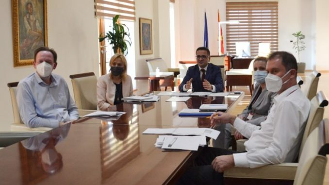 Finance Minister Besimi, IMF officials discuss COVID-19 crisis, economic growth in online meeting