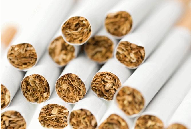 Cigarette prices go up