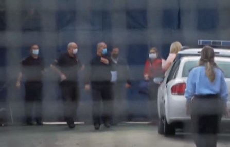 Zaev's regime leaks prison video of Gordana Jankuloska to the press
