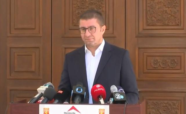 Mickoski holds a press conference