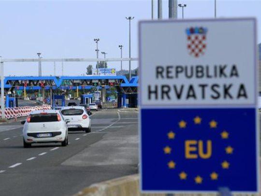 Croatia's border crossing regime extended until Sept 30