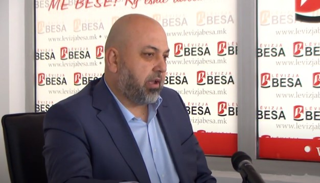 Besa left the parliamentary group with SDSM, Rexhepi tells Republika