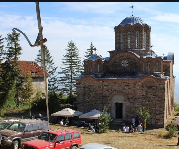 Culture Ministry declares it will protect what's left of the devastated Matejce monastery