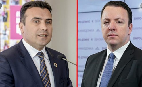 Zaev suing Nikoloski for slander over the Racket scandal allegations