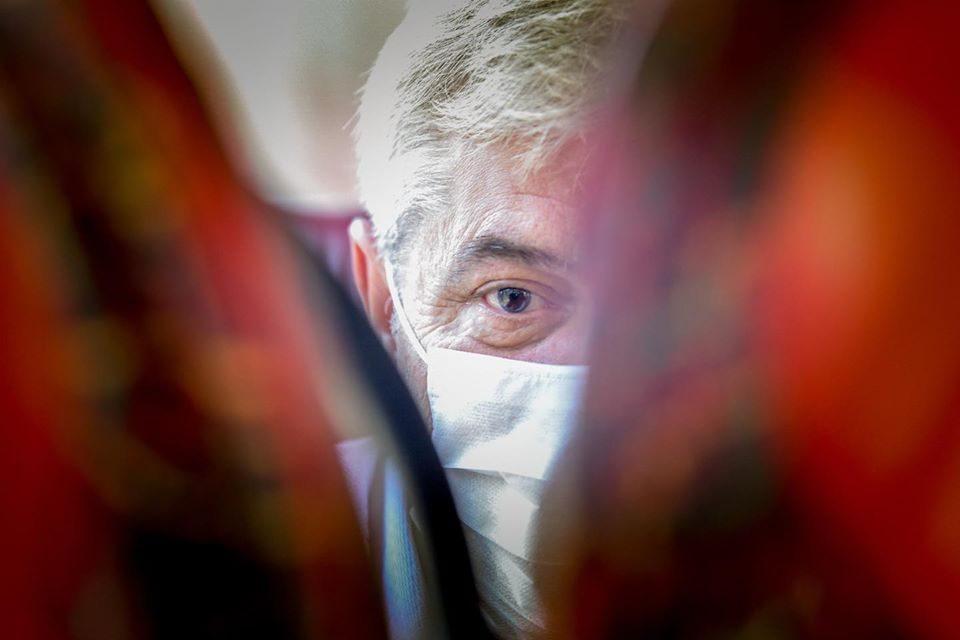Ahmeti is testifying before war crimes prosecutors in Pristina