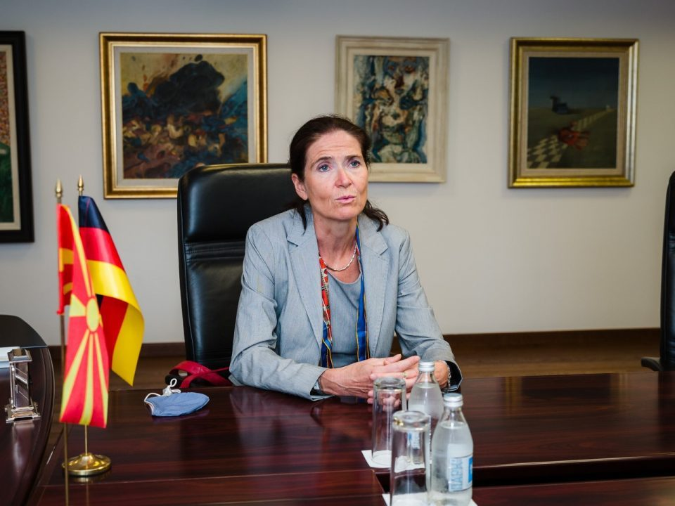 Holstein: Not in Bulgaria's interest to block EU enlargement of region