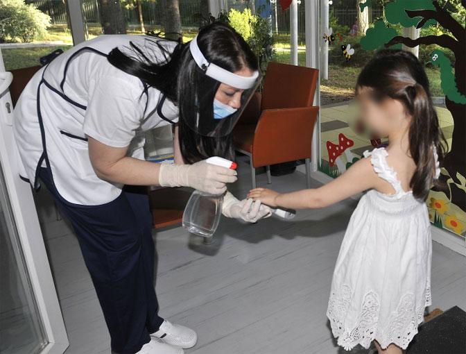 Another child in kindergarten tests positive for coronavirus