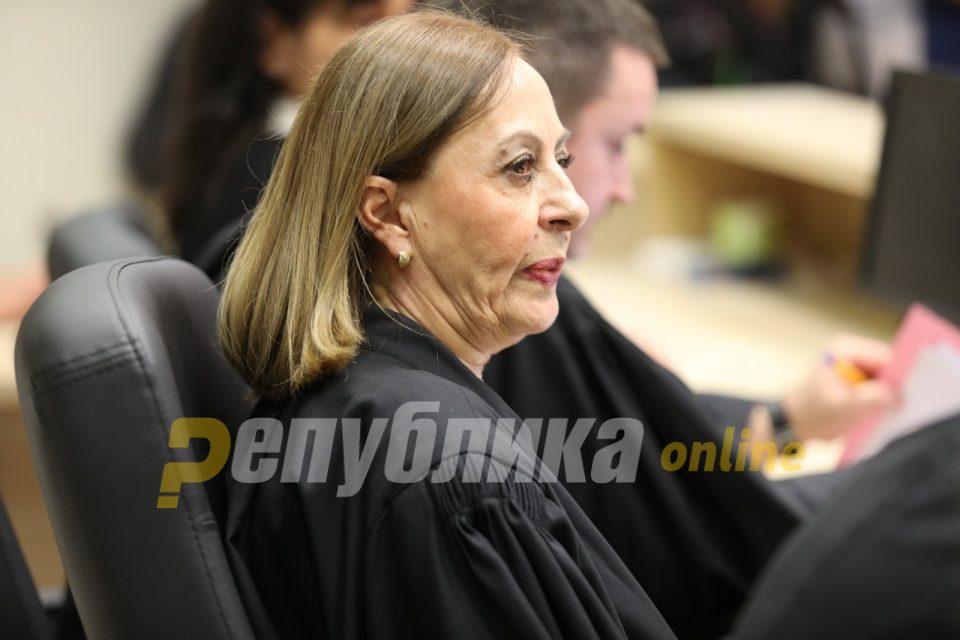 Dobrila Kacarska nominated for Constitutional Judge