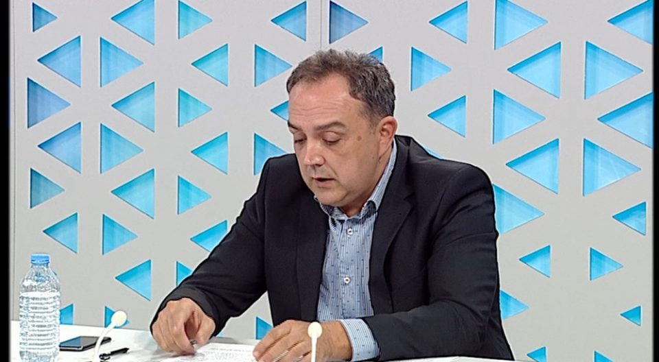 Menkinoski: Ruskoska is a prosecutor of SDSM, who serves for political persecution of people from VMRO-DPMNE