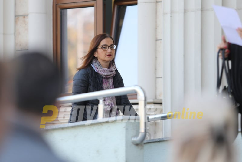 Gordana Jankuloska begins serving out her four year prison sentence