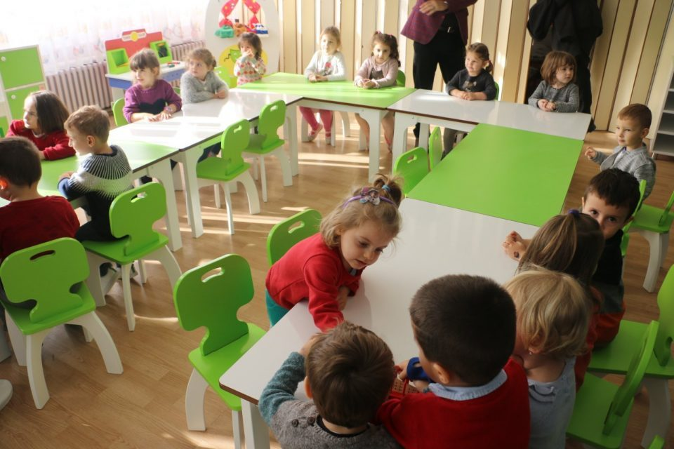 Four children tested positive to coronavirus in kindergartens in Skopje