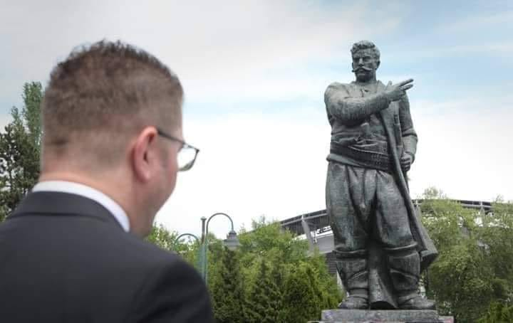 Mickoski announced new VMRO-DPMNE protest on Tuesday: The goal is for the EU, for Macedonia, for Delcev!