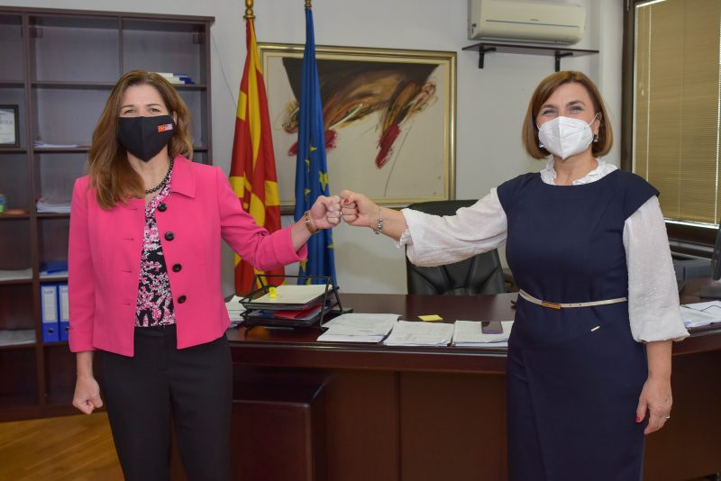 Sahpaska – Byrnes: Mutual cooperation, in the coming period, will focus on fight against corruption