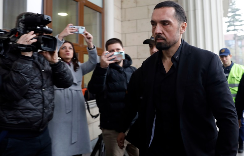 Politically linked mafia fixer Zoki Kiceec ordered to report to prison in mid October