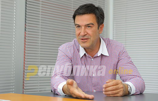 Don't negotiate on Goce Delcev, because in Macedonia besides mafia there is people, Pandov tells Zaev