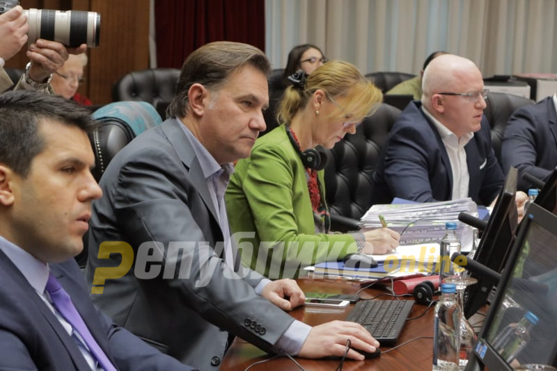 Former minister without portfolio Robert Popovski returns to the Government as a national coordinator