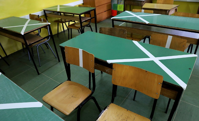 Only four high schools allowed to conduct in-person classes