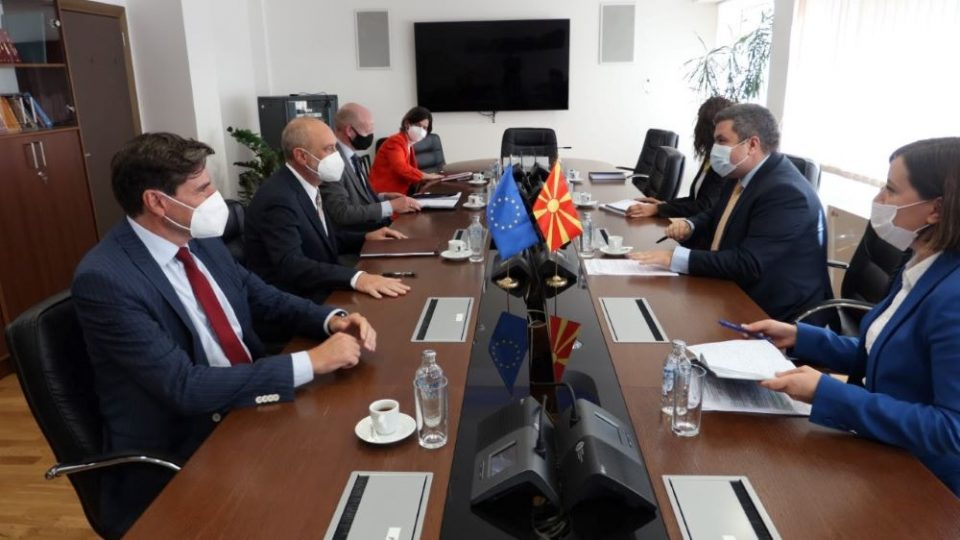 Maricic – Geer: EU to be partner in implementing rule of law reforms