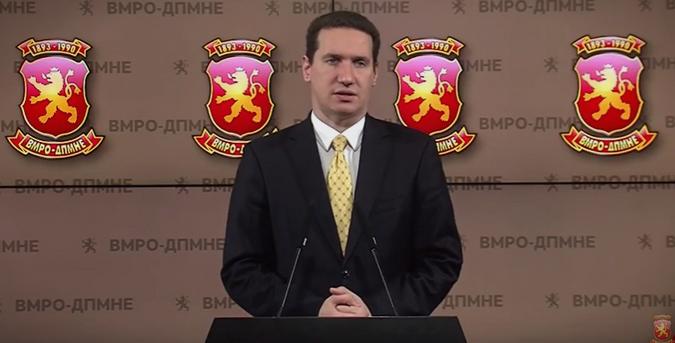 Gjorcev: The imprisonment of Gordana Jankuloska is a political vendetta