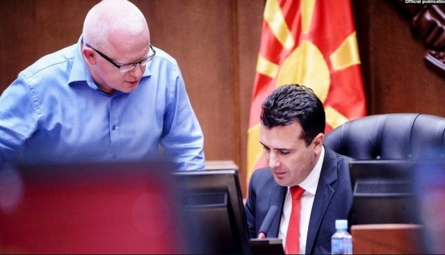 The criminal SDSM-DUI coalition fast-tracked permits to enable a controversial businessman to turn 200 million EUR in profits