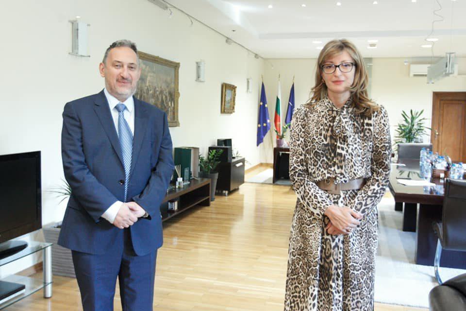 "Despite the ""deep state"" in Macedonia, we want Goce Delcev to unite us, Georgievski tells BGNES - Republika English"