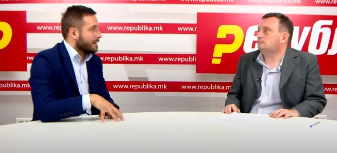 Arsovski: Ruskoska's Prosecution is under the direct command and alliance with Zoran Zaev