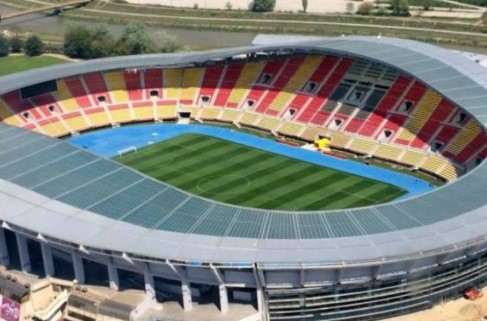 Emptying the stadium is not enough: police says it will break up group of Macedonian and Kosovan football fans