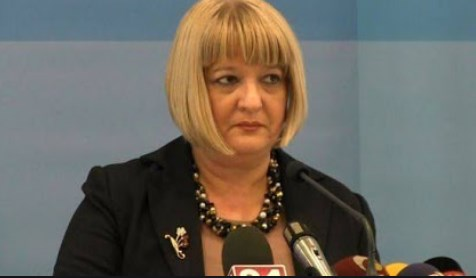 Dimova says she will not resign until she finds out how 2.2 million euros were embezzled