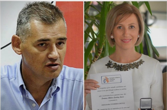 Both candidates vying to replace Vasil Tupurkovski as head of the Macedonian Olympic Committee linked to Zaev