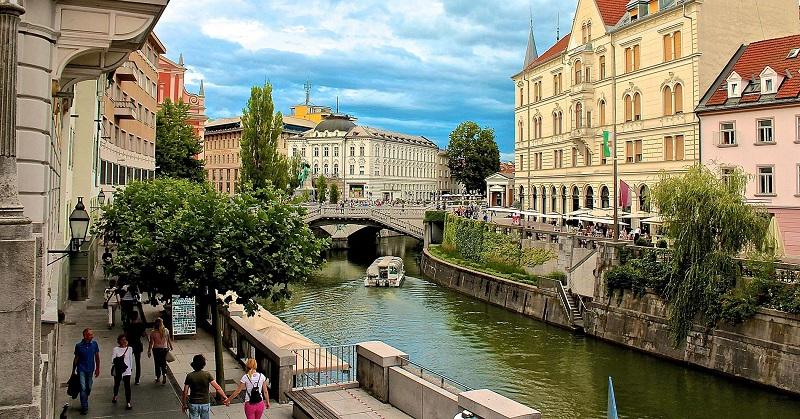 Slovenia imposes partial lockdown to combat coronavirus spread