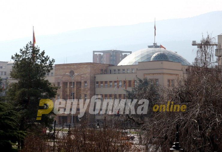 VMRO-DPMNE proposes establishment of a special commission to fight Covid-19