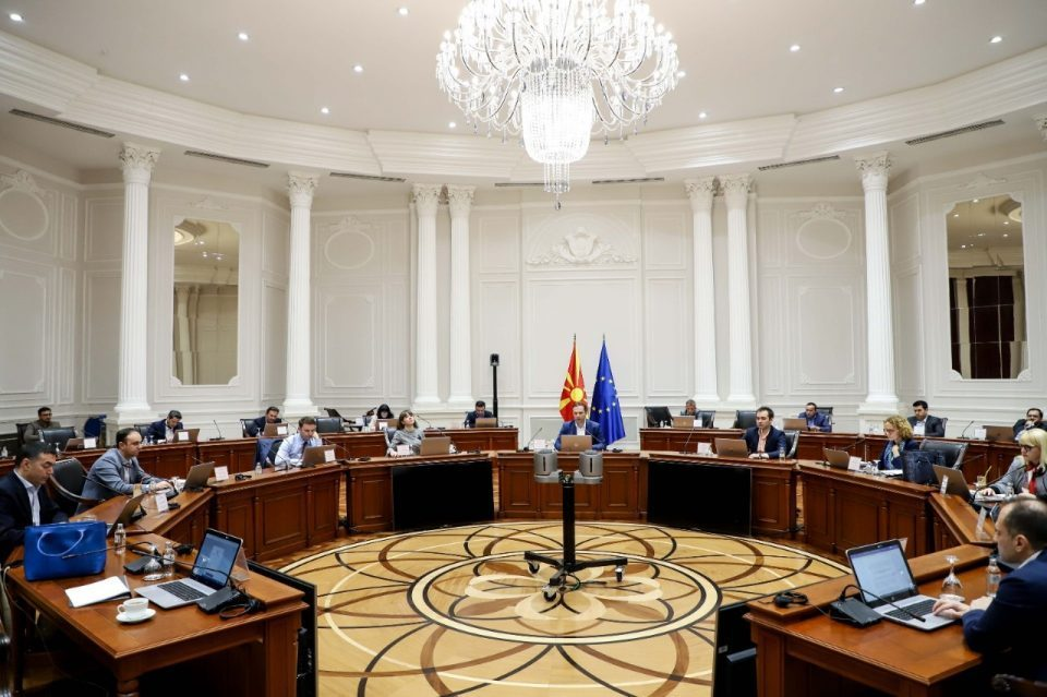 Government decides to dismiss Tozija and Hajredini
